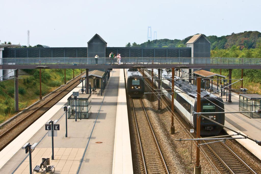 ferroviaria Germania - Danimarca