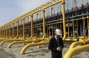 Gasdotto Slovacchia - Ucraina